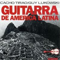 Cover of the track Guitarra de America Latina