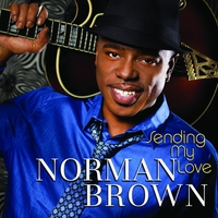 Cover of the track Sending My Love (Digital eBooklet)