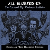 Cover of the album All Blues'd Up: Songs of the Rolling Stones