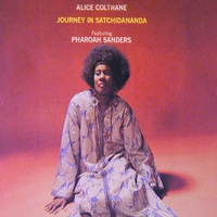 Cover of the track Journey in Satchidananda