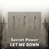 Couverture de l'album Let Me Down - Single