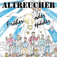 Couverture du titre Fröher oder späder - Single