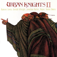 Couverture du titre Urban Knights II