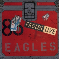Cover of the track Eagles Live