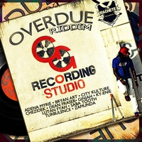 Cover of the track Overdue Riddim
