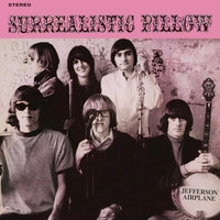 Cover of the track Surrealistic Pillow