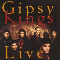 Cover of the track Gipsy Kings Live