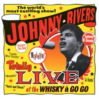 Cover of the track Totally Live at the Whiskey à Go Go