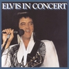 Cover of the album Elvis In Concert (Live)
