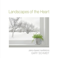 Cover of the track Landscapes of the Heart