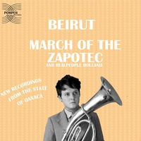 Cover of the track March of the Zapotec and Realpeople Holland (disc 2)