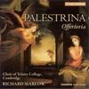 Couverture de l'album Palestrina: Offertoria