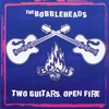 Cover of the album Two Guitars, Open Fire