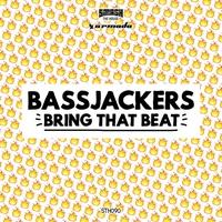 Couverture du titre Bring That Beat - Single