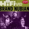 Cover of the album Rhino Hi-Five: Brand Nubian - EP