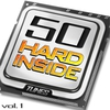 Cover of the album 50 Hard Inside Tunes, Vol. 1 - 50 Hardstyle 2012 - 2013 Hard Techno Electro & Jumpstyle Anthems