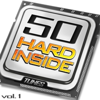 Couverture du titre 50 Hard Inside Tunes, Vol. 1 - 50 Hardstyle 2012 - 2013 Hard Techno Electro & Jumpstyle Anthems