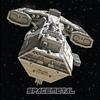 Couverture de l'album Spacemetal