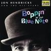 Couverture de l'album Boppin' at the Blue Note