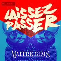 Cover of the track Laissez passer - Single