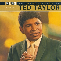 Cover of the track An Introduction to Ted Taylor