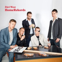 Cover of the track HomeRekords