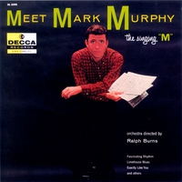 Couverture du titre Meet Mark Murphy