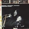 Cover of the album Inside Betty Carter