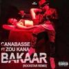 Cover of the track Bakaar feat Zou Kana (Rockstar remix)