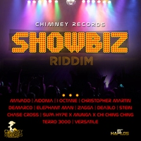 Couverture du titre Showbiz Riddim