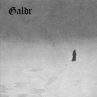 Cover of the track Galdr