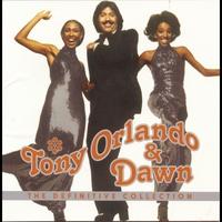 Couverture du titre Tony Orlando & Dawn: The Definitive Collection