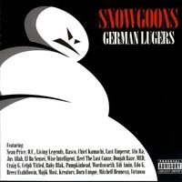Couverture du titre German Lugers