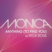 Couverture du titre Anything (To Find You) [feat. Rick Ross] - Single