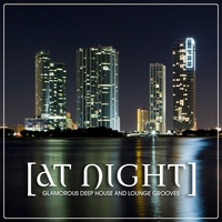 Cover of the track At Night - Glamorous Deep House and Lounge Grooves