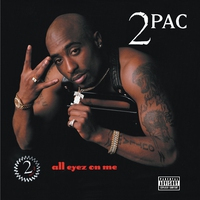 Cover of the track All Eyez On Me (Remastered)