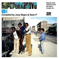 Cover of the track Supafunkanova, Vol. 1