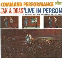 Cover of the track Command Performance: Live In Person