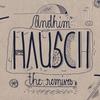 Couverture de l'album Hausch (The Remixes)