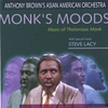 Cover of the album Monk's Moods (with Steve Lacy)