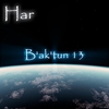 Cover of the album B'ak'tun 13 - Single