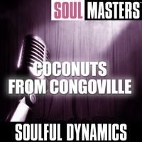 Cover of the track Soul Masters: Coconuts from Congoville