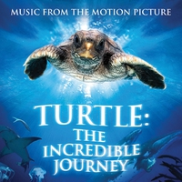 Couverture du titre Turtle: The Incredible Journey - Music from the Motion Picture