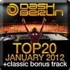 Cover of the album Dash Berlin Top 20 - January 2012 (Including Classic Bonus Track)