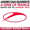 Cover of the album A State of Trance Radio Top 20 - January 2012 (Including Classic Bonus Track)