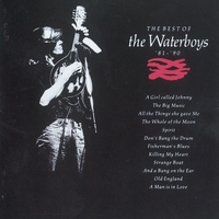 Cover of the track The Best of The Waterboys: '81 - '90