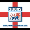 Couverture du titre Three Lions
