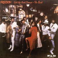 Cover of the track Get Up & Dance - the Best of Freedom