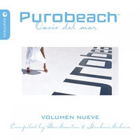 Cover of the track Purobeach Volumen Nueve (Mixed and complied By Ben Sowton & Graham Sahara)