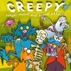 Couverture de l'album Creepy - Songs, Music and Sound Effects